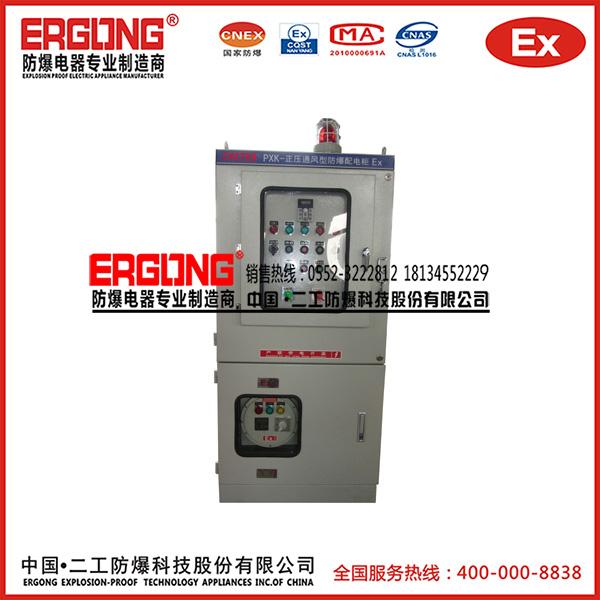 臭氧发生器配套设备防爆正压柜定制加工